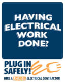 ESA Plug in Safely Logo